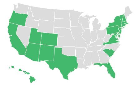 solarcity states