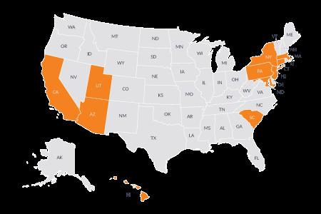 Vivint Solar States