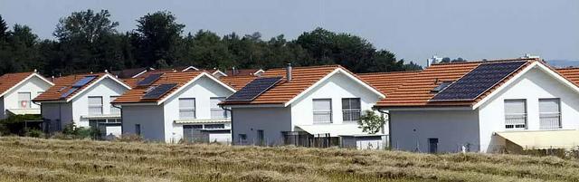 solar on roof